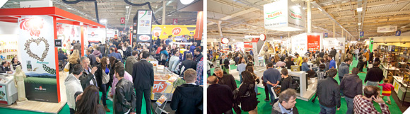 900 exhibitors in the biggest food exhibition & Drinks ever made in Greece!